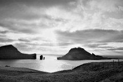 Foto: Carsten Reenberg | Tindhólmur Færøerne